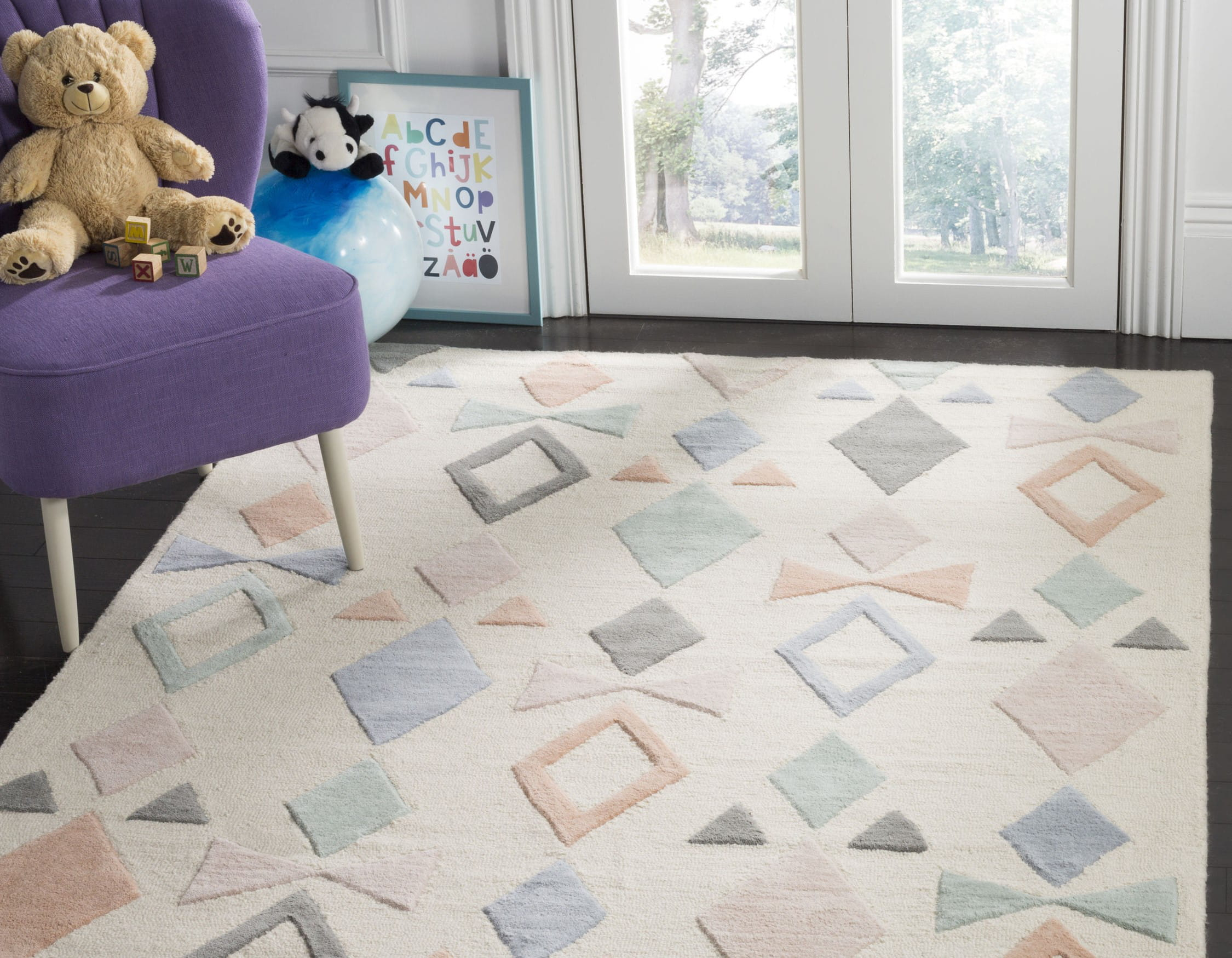 What Rugs Are Safe For Babies Plushrugs