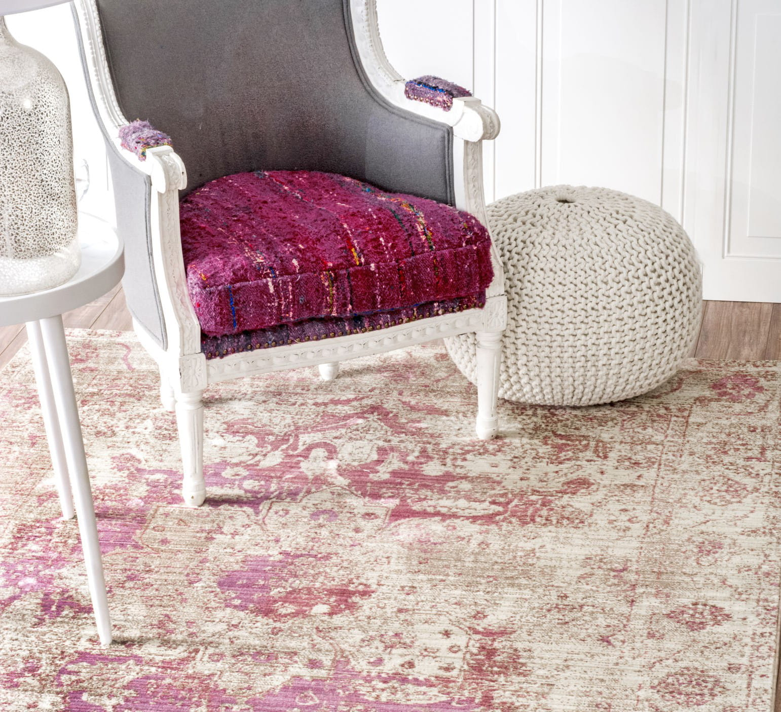 A Guide To Shabby Chic Area Rugs Plushrugs