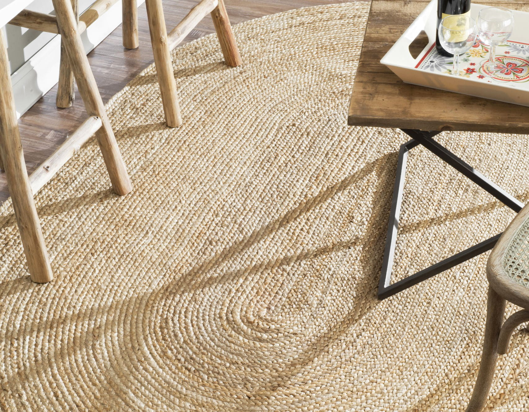 How To Clean A Jute Rug Plushrugs